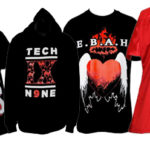 tech music merchandise techno